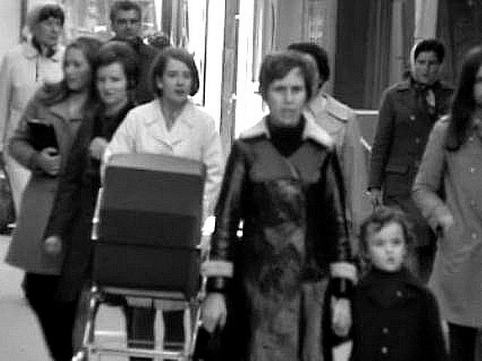 Femmes en Suisse - 1970 [RTS]
