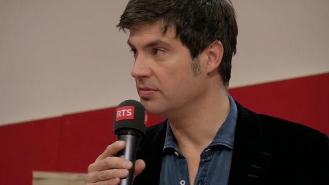 Nicolas Verdan. [RTS]