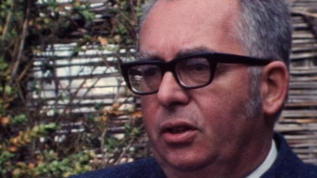 Jean-Pierre Vouga en 1973. [RTS]