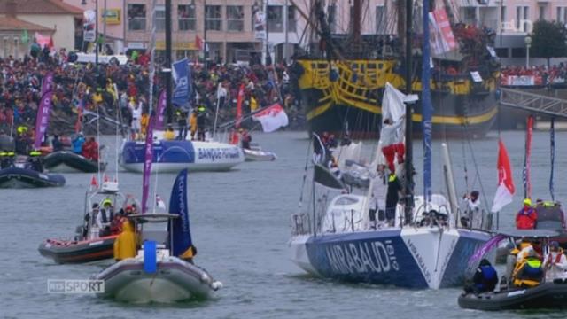 Voile/Vendée globe: la mythique épreuve en solitaire est une véritable vitrine pour les sponsors