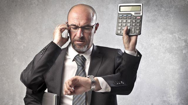 L'activité professionnelle est souvent une source de stress. Olly  Fotolia [Olly  - Fotolia]
