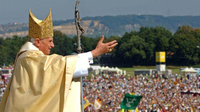 Qui succédera à Benoît XVI? [Wolfgang Radtke / AP Photo - Keystone]