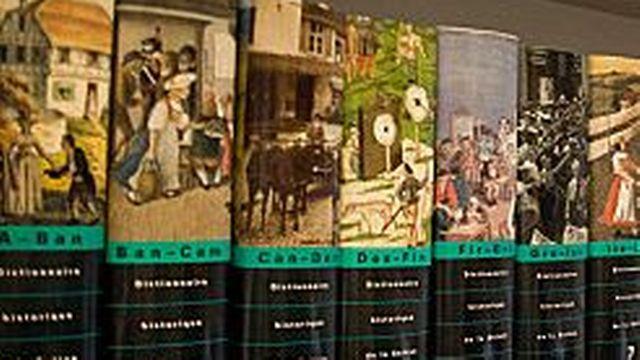 Dictionnaire historique de la Suisse
