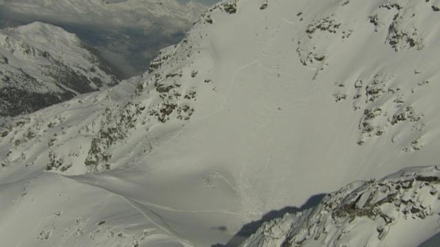 Quatre blessés dans une avalanche à Verbier