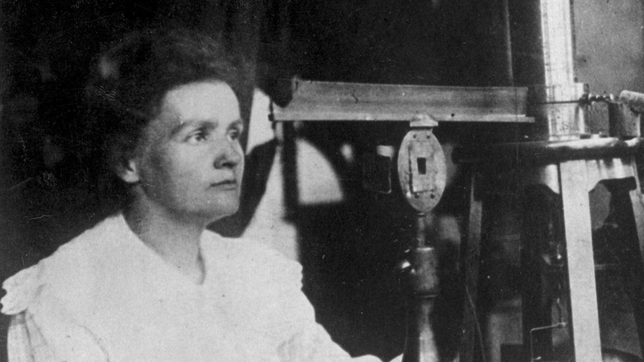 Marie Curie [Wikipédia]