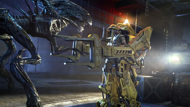 Clic - Aliens Colonial Marines: mal au ventre?