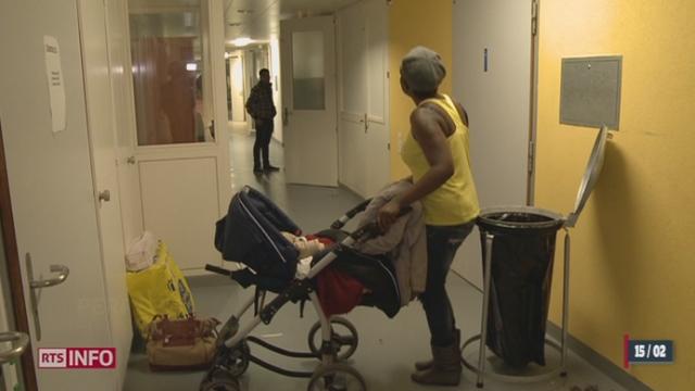 Un scandale sexuel touche des membres du personnel du centre pour requérants d'asile de Perreux (NE)
