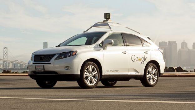 Clic - Google Cars