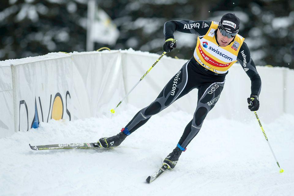 Dario Cologna sera évidemment le chef de file de la sélection suisse à Val di Fiemme. [Werner Schaerer - EQ]