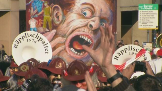 Carnaval de Bâle 2013