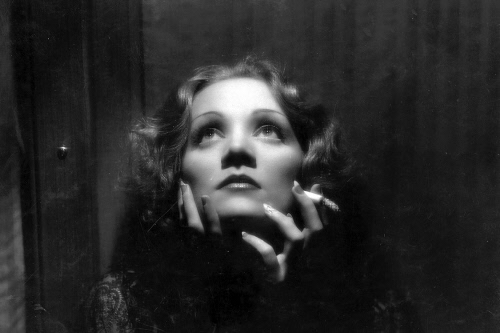 "Marlene Dietrich in ""Shanghai express"", 1932 by Don English; Paramount Pictures"
