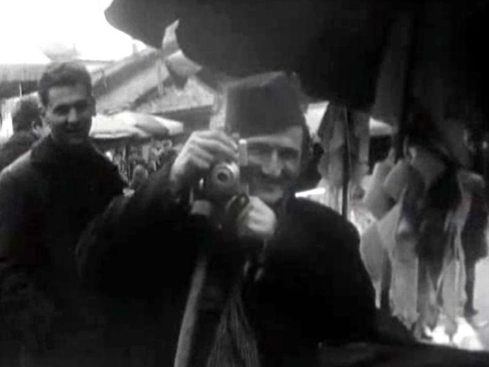 """Voyage en Yougoslavie"" - RTS Archives. [RTS]"