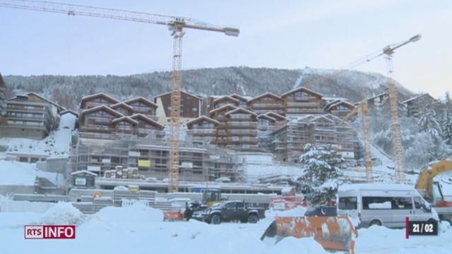 A Berne, le secrétariat à l'économie s'est intéressé aux conséquences de l'initiative Weber