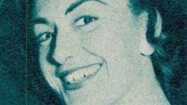 Colette Duval, Le Radio 1955. [Domaine public]