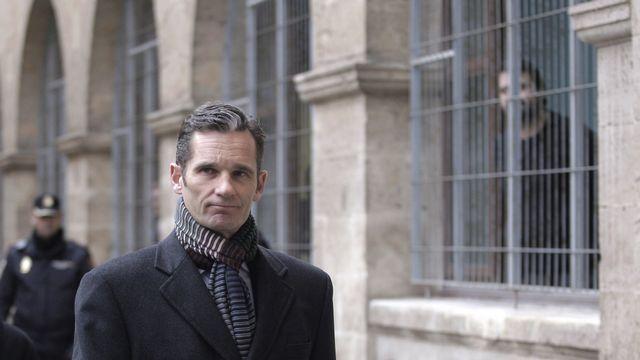 Iñaki Urdangarin, époux de la fille cadette du roi, l'infante Cristina, est soupçonné avec son ex-associé, Diego Torres, d'avoir détourné plusieurs millions d'euros d'argent public. [Manu Mielniezuk - Keystone]