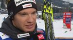 Interview du nouveau champion du monde de skiathlon, Dario Cologna