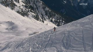 Freeride World Tour: Drew Tabke signe un run de rêve et l'emporte