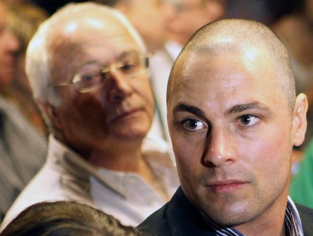 Carl Pistorius, le frère de l'athlète Oscar Pistorius, a renversé et tué une motarde en 2010. [Themba Hadebe - Keystone]