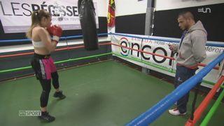 Reportage sur l'éclosion de la boxe féminine