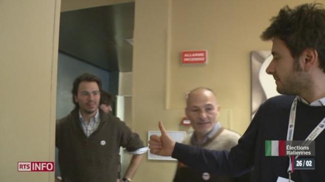 Elections générales en Italie: le Mouvement 5 étoiles sort grand gagnant