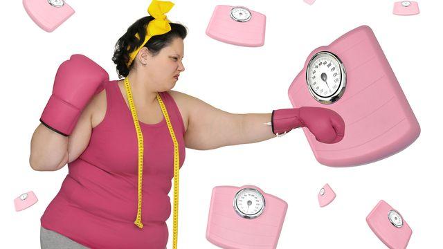 L'obésité, un des grands problèmes de santé de ce siècle. [Luis Louro - Fotolia]