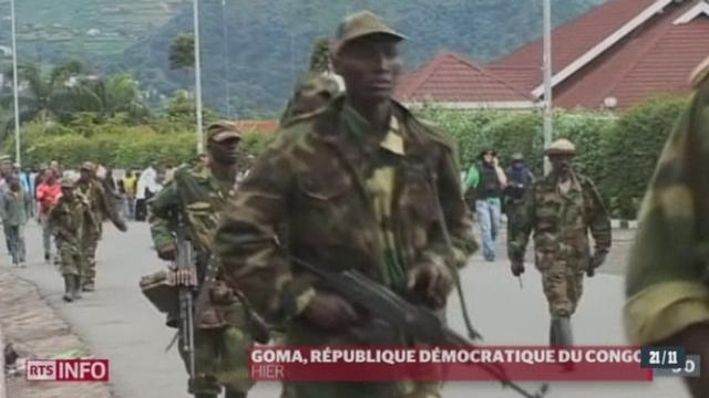 L'Est de la République démocratique du Congo à nouveau au bord du gouffre