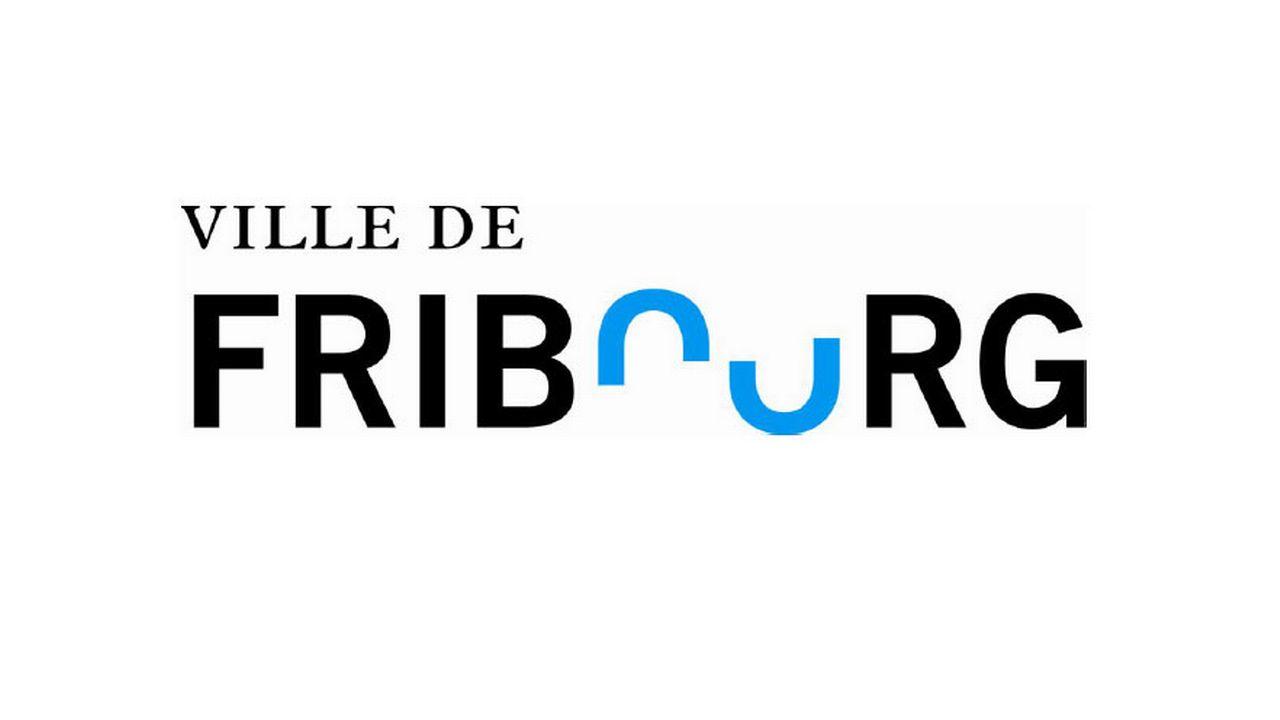 Le nouveau logo de la ville de Fribourg. [www.ville-fribourg.ch]
