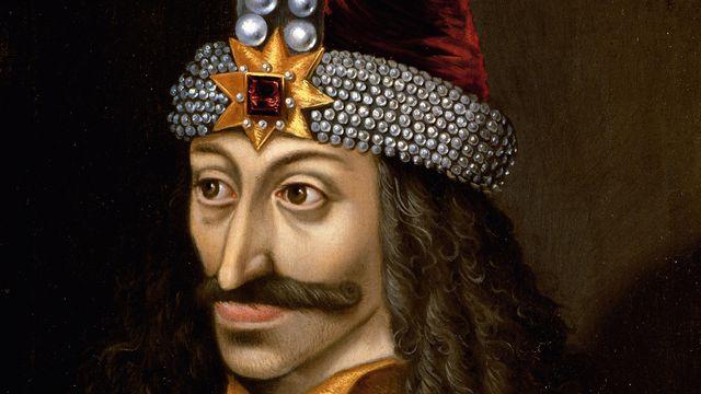 Portrait de Vlad Tepes III l'empaleur, qui a inspiré à Bram Stoker le personnage de Dracula. [©Luisa Ricciarini/Leemage]