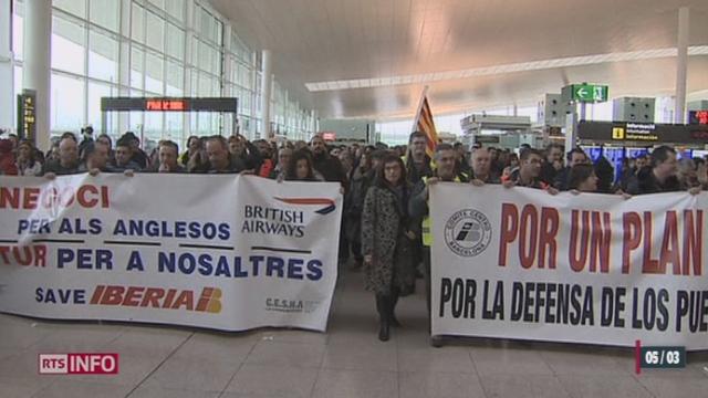 L'Espagne a dépassé le cap des 5 millions de chômeurs