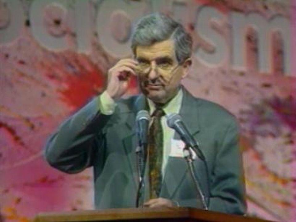 Jean-Pierre Chevènement, 1991 [RTS]