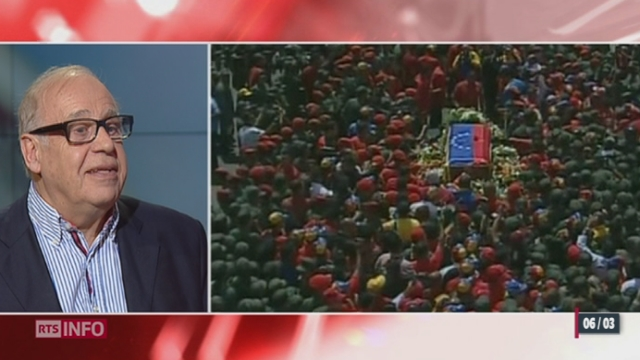 Mort de Hugo Chavez: entretien avecJean Ziegler