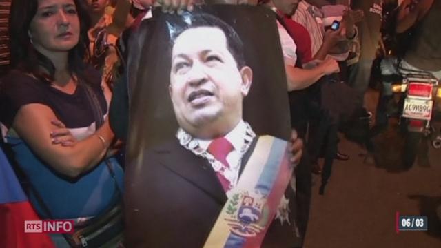 Mort de Hugo Chavez: les hommages et les critiques se bousculent