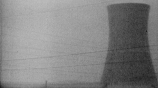 La centrale de Three Mile Island à Harrisburg en 1979. [RTS]