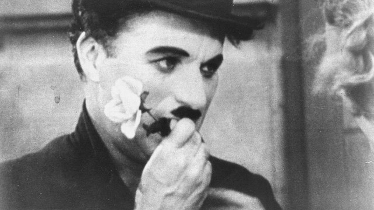 """Charlie Chaplin aura son musée à Corsier-sur-Vevey (VD). [USA Film """"City Lights""""/AP]"""