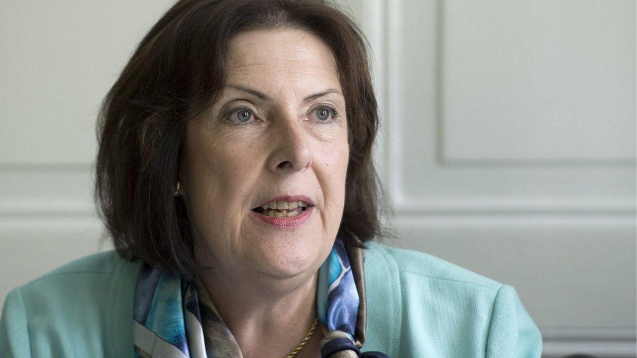 Christine Egerszegi-Obrist, conseillère aux Etats PLR argovienne. [Peter Schneider - Keystone]