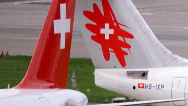 Après la faillite de Swissair, la compagnie Swiss (nom officiel Swiss International Air Lines) est créée en 2002 en fusionnant avec Crossair. Swiss a ensuite essentiellement exploité des Airbus. [Franco Greco - Keystone]