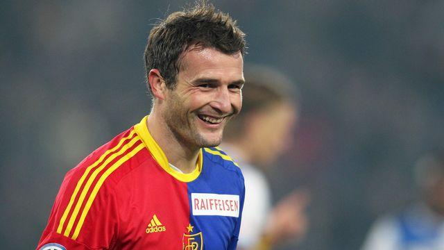 Alexander Frei retrouvera Lucerne après 12 ans d'absence. [Giuseppe Esposito - EQ]