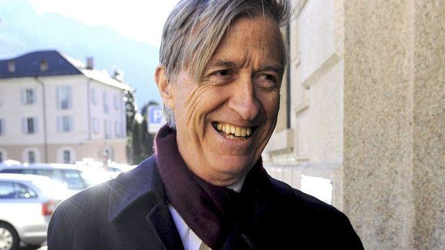 Paolo Bernasconi. [Imedia]