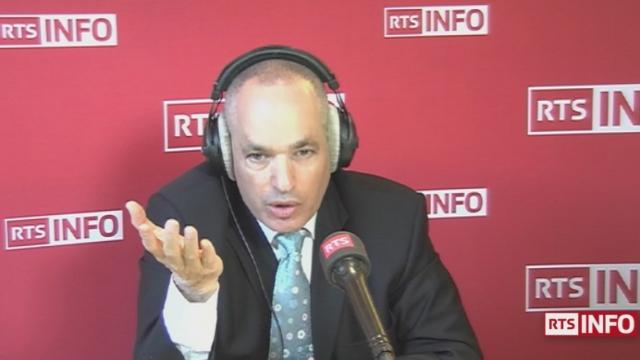 """""""Les colonies ne sont pas un obstacle"""" (Yigal Caspi, ambassadeur d'Israël en Suisse)"""
