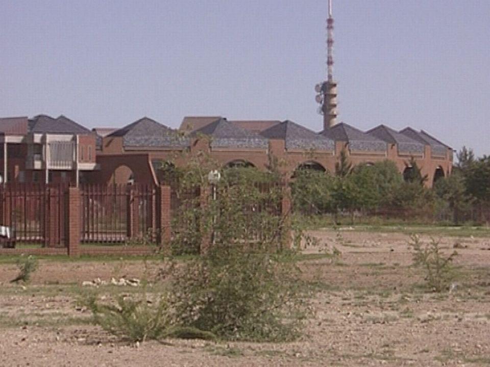 Le bantoustan du Bophutatswana: une enclave artificielle. [RTS]