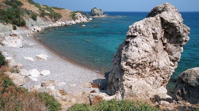 Chypre est davantage perçue comme une destination touristique qu'une place financière. [Angelika Jakob - Bilderberg / AFP]