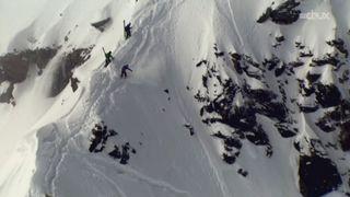 Kevin Guri (FRA) et Matilda Rapaport (SUE) l'emportent en ski. Ralph Backstrom (USA) et Elodie Mouthon (FRA), devant Estelle Balet (SUI), en snowboard