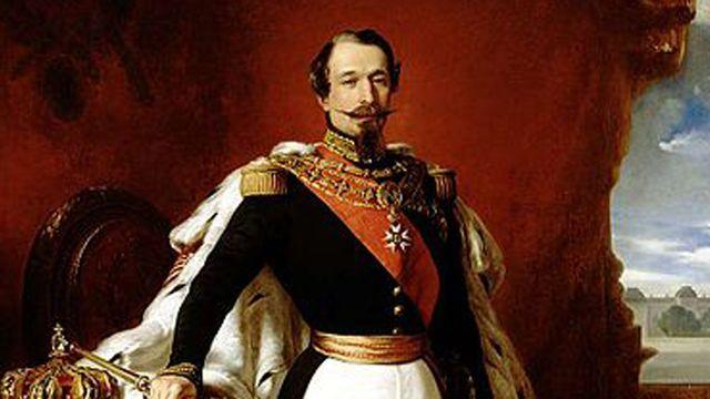 Napoleon III [©Franz Xaver Winterhalter - Wikipédia]