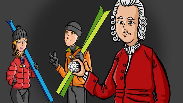 Comment chronomètre-t-on une Course de Ski ? [RTS]