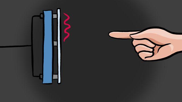 Question sur... Comment fonctionnent les écrans tactiles? [RTS]