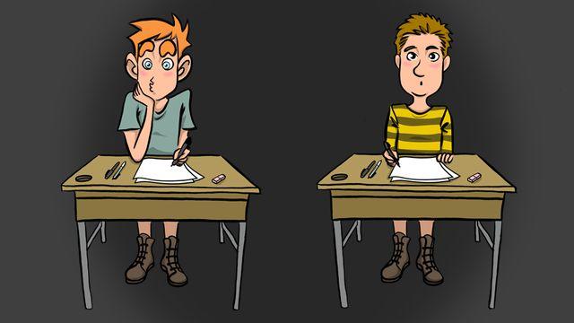 Question sur... Pourquoi peut-on avoir peur d'aller à l'Ecole [RTS]
