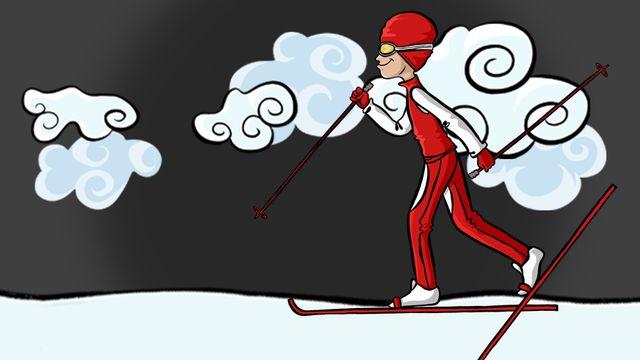 Pourquoi fart fait glisser les skis [RTS]