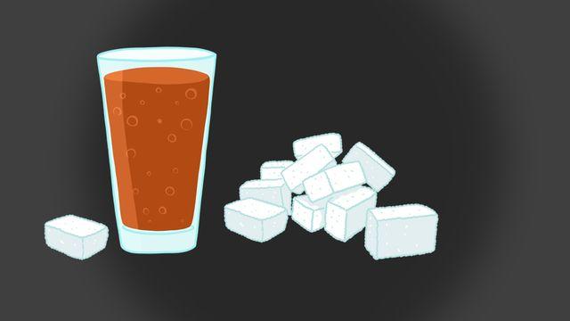Question sur... Pourquoi les sodas font-ils grossir? [RTS]