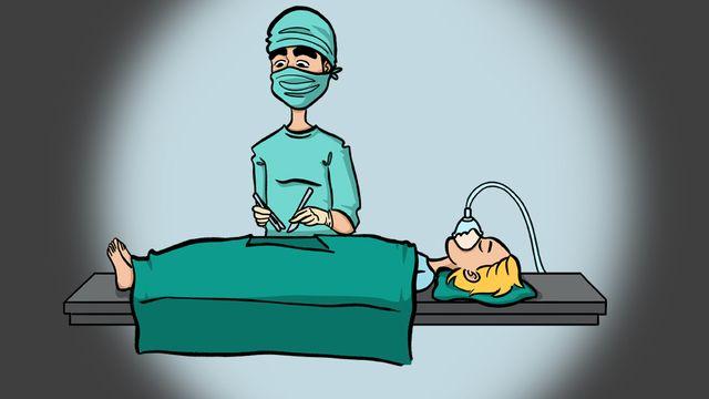 Question sur... Que fait notre Corps lors d'une Anesthésie? [RTS]