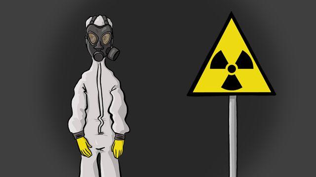 RTS Découverte: Quelles peuvent-être les conséquences de la radioactivité sur notre corps ? [RTS]